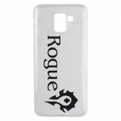 Чохол для Samsung J6 Rogue Орда