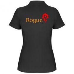 Женская футболка поло Rogue Орда - FatLine