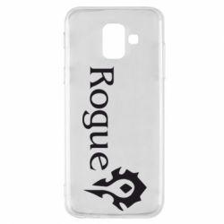 Чохол для Samsung A6 2018 Rogue Орда