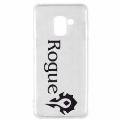 Чохол для Samsung A8 2018 Rogue Орда
