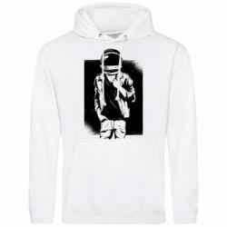 Мужская толстовка Рок Космонавт