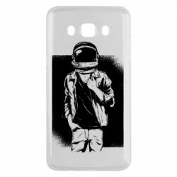 Чехол для Samsung J5 2016 Рок Космонавт