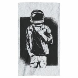 Полотенце Рок Космонавт
