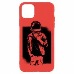 Чехол для iPhone 11 Рок Космонавт