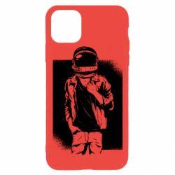 Чехол для iPhone 11 Pro Рок Космонавт