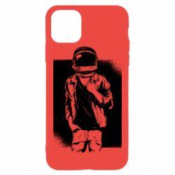 Чехол для iPhone 11 Pro Max Рок Космонавт