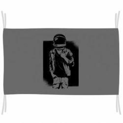 Флаг Рок Космонавт