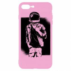 Чехол для iPhone 7 Plus Рок Космонавт