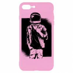 Чехол для iPhone 8 Plus Рок Космонавт