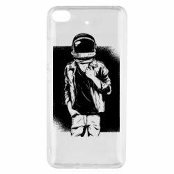 Чехол для Xiaomi Mi 5s Рок Космонавт