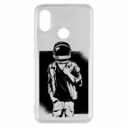 Чехол для Xiaomi Mi8 Рок Космонавт