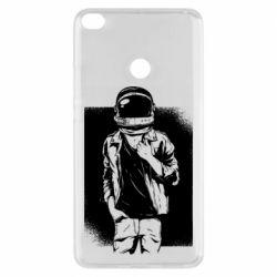 Чехол для Xiaomi Mi Max 2 Рок Космонавт