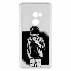 Чехол для Xiaomi Mi Mix 2 Рок Космонавт