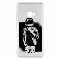 Чехол для Xiaomi Mi Note 2 Рок Космонавт