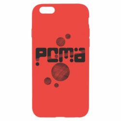 Чохол для iPhone 6/6S Рома