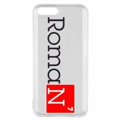 Чехол для Xiaomi Mi6 Roman