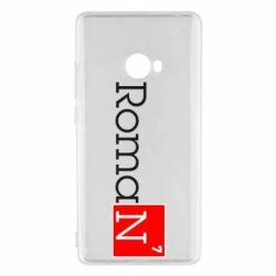 Чехол для Xiaomi Mi Note 2 Roman