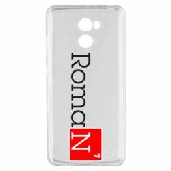 Чехол для Xiaomi Redmi 4 Roman
