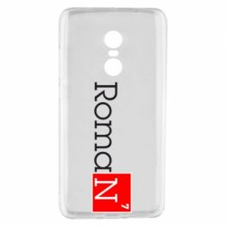 Чехол для Xiaomi Redmi Note 4 Roman