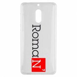 Чехол для Nokia 6 Roman - FatLine