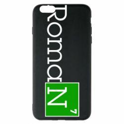 Чехол для iPhone 6 Plus/6S Plus Roman