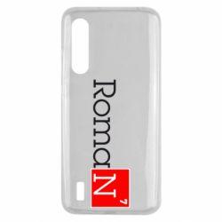 Чехол для Xiaomi Mi9 Lite Roman