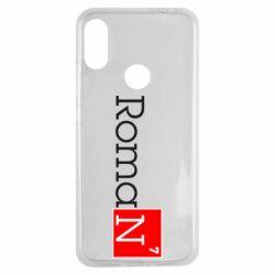 Чехол для Xiaomi Redmi Note 7 Roman
