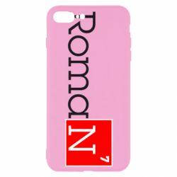Чехол для iPhone 7 Plus Roman