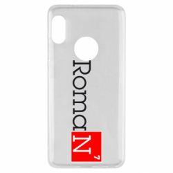 Чехол для Xiaomi Redmi Note 5 Roman