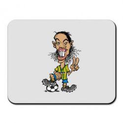 Коврик для мыши Ronaldinho - FatLine