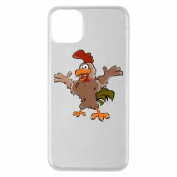 Чехол для iPhone 11 Pro Max Rooster