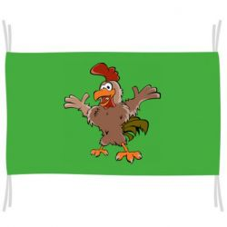 Флаг Rooster