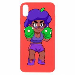Чехол для iPhone Xs Max Rosa Brawl stars