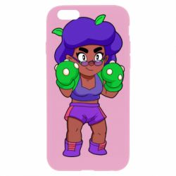 Чехол для iPhone 6/6S Rosa Brawl stars