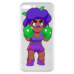 Чехол для iPhone 8 Plus Rosa Brawl stars