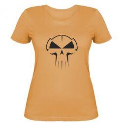 Женская футболка rotterdam terror corps