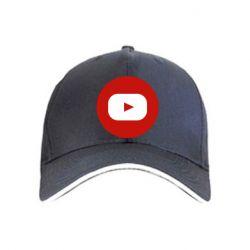 Кепка Round logo