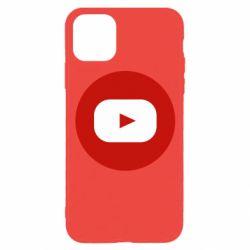 Чохол для iPhone 11 Pro Round logo