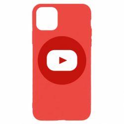 Чохол для iPhone 11 Pro Max Round logo