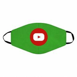 Маска для обличчя Round logo