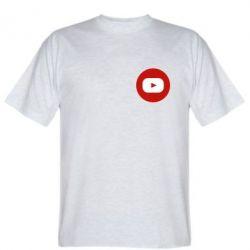 Чоловіча футболка Round logo