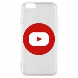 Чохол для iPhone 6/6S Round logo