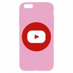 Чохол для iPhone 6 Plus/6S Plus Round logo