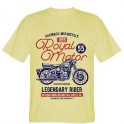 Чоловіча футболка Royal Motor 1955