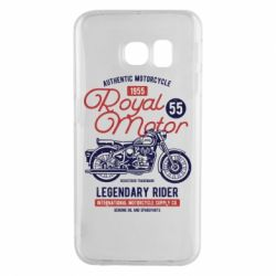 Чохол для Samsung S6 EDGE Royal Motor 1955