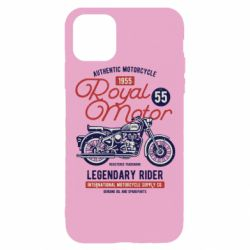Чохол для iPhone 11 Pro Royal Motor 1955
