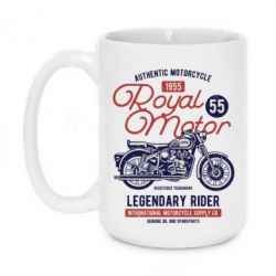Кружка 420ml Royal Motor 1955