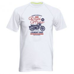 Чоловіча спортивна футболка Royal Motor 1955