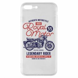 Чохол для iPhone 8 Plus Royal Motor 1955