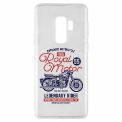 Чохол для Samsung S9+ Royal Motor 1955